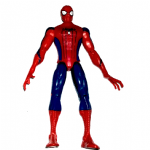 Marvel Spider-man action figure Bootleg light up action figure